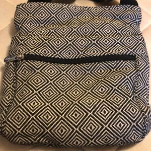 Thirty One crossbody tote